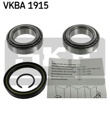 Rear Wheel Bearing Kits for HYUNDAI 52701-44120 52710-44120 52701-44110 MB 092749 MB 932726 VKBA1915