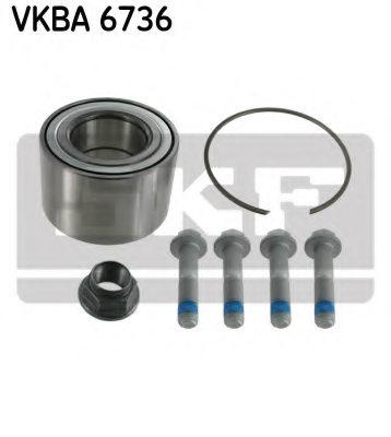 Wheel bearing Kits VKBA6736, FTC 3226, 713 6203 60, R180.05,